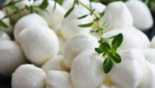 Mozzarella Cheese Nutritional Information