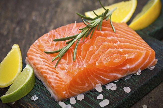 Salmon Diet Weight Loss