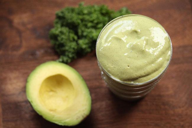 Avocado Coffee Smoothie Recipe
