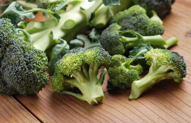 Broccoli Fights Cancer