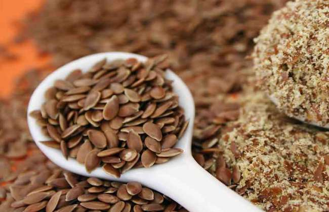 Ground Flaxseed Prostate Cancer
