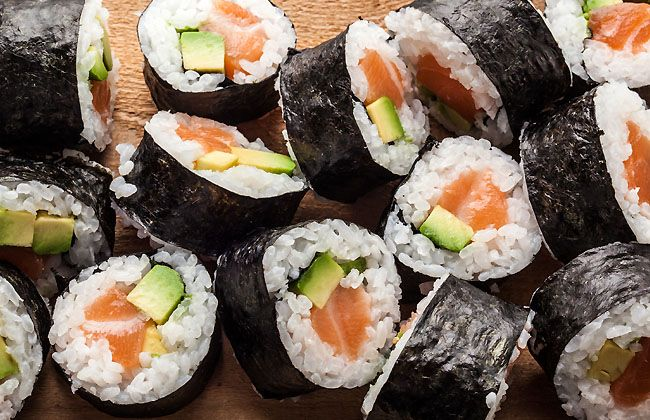 Sushi Diet for Weight Loss