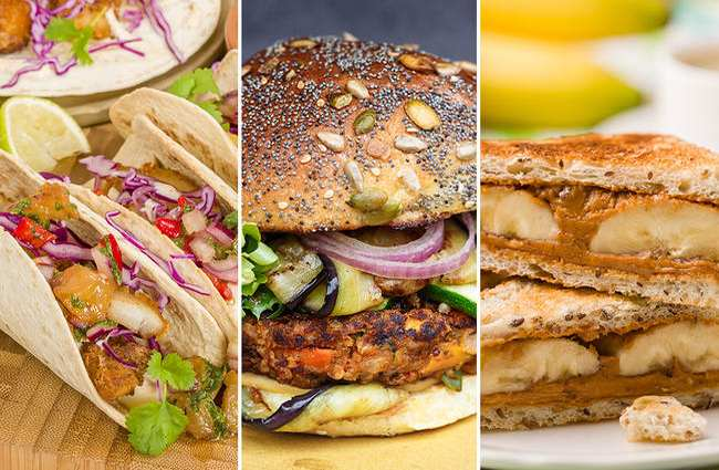 10 Easy Lunches That Will Help You Lose Weight