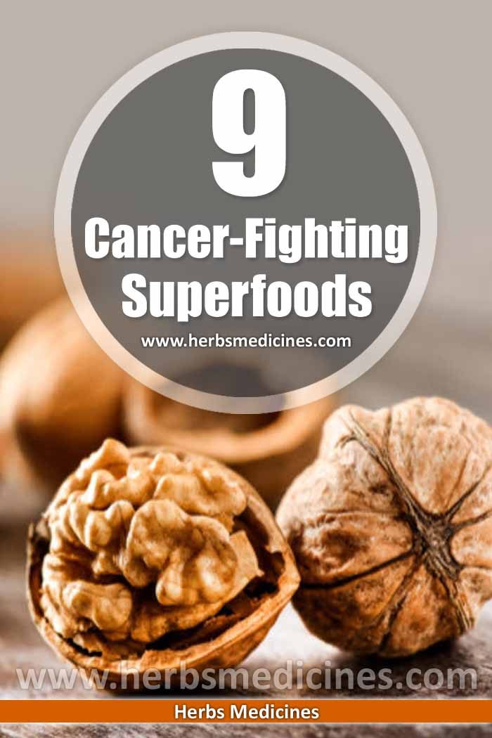 9 Cancer Fighting Superfoods