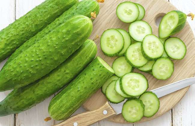 Cucumber Food For Acid Reflux
