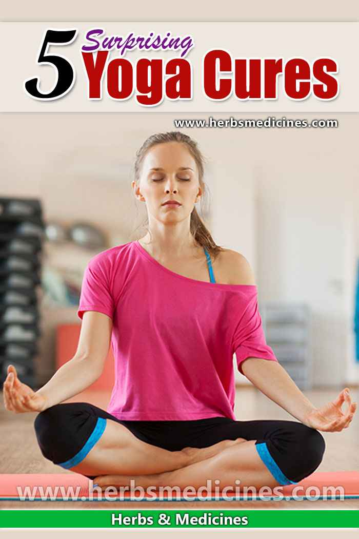 Yoga Poses for Health