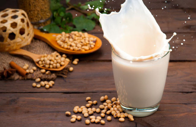 Is Soy Milk Good For Hot Flashes