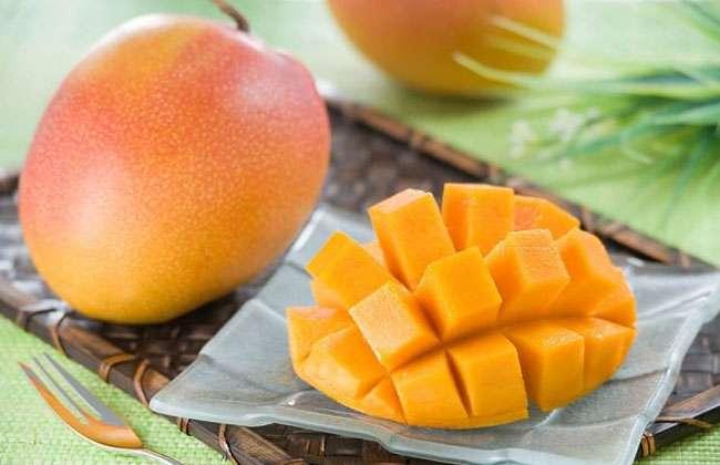 How Much Fiber In Mango
