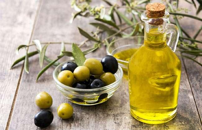 Fiber in Olives
