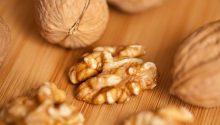 Potassium in Walnuts