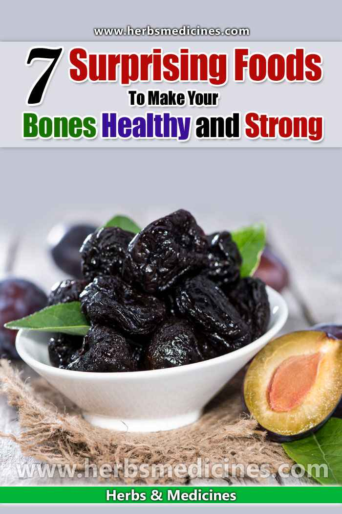 Natural Ways to Build Healthy Bones