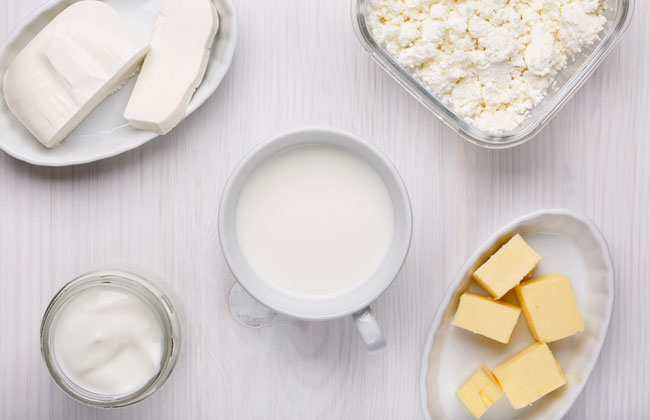 Dairy Products Cause Constipation