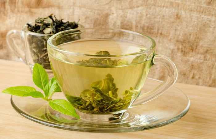 Green Tea Breakfast That Help You Lose Weight