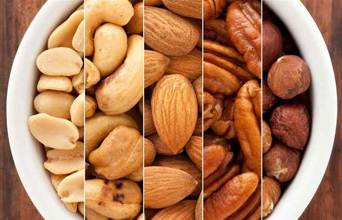 Nuts Breakfast That Help You Lose Weight