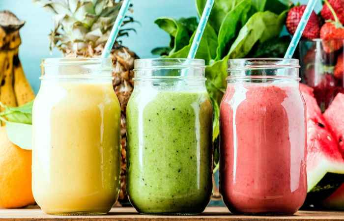 Smoothies Breakfast That Help You Lose Weight